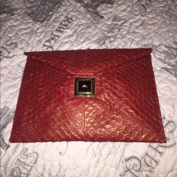 30a1d060929 KaraRoss Bags   Kara Ross Authentic Leather Envelope Cibermonday ...